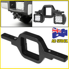 Rear Tow Hitch Light Mount Bracket Backup Reverse Light Offroad Search Lamp Work