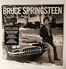 """Bruce Springsteen """"Chapter And Verse"""" 2 LP Colored Vinyl Exclusive Plus DDL New!"""