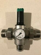 Honeywell Braukmann D06FI-2 stainless steel water pressure reducing valve