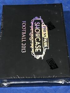 2013 Press Pass Showcase Hobby Box. Kelce Hopkins Rookie Card. Factory Sealed.