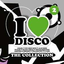 I LOVE DISCO COLLECTION VOL.2  2 CD
