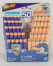 Brand New Nerf N-Strike 50 Darts For Blaster 25 x Accustrike Series & 25 x Elite