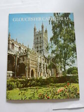 VINTAGE GUIDE TO GLOUCESTER CATHEDRAL - EXCELLENT CONDITION