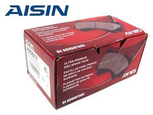 AISIN ADVICS Japan Ceramic Brake Pads Set FRONT AD0817