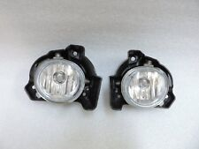 NEW~2014~15~16~OEM MAZDA 3 FOG LAMPS LIGHT LEFT AND RIGHT PAIR SET With Bulbs