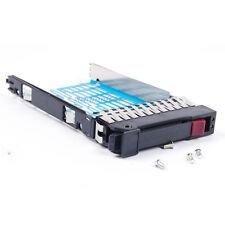 "New 2.5"" SAS/SATA Tray Caddy for HP 378343-002 BL20p G4 ML370 G5 DL380 DL360 G6"