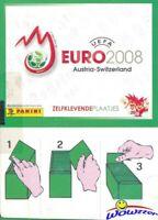 2008 Panini Euro Soccer MASSIVE 100 Pack Sealed Box-500  Stickers! MODRIC RC YR