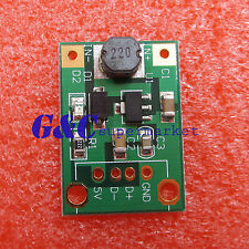 2PCS DC-DC Boost Converter Step Up Module 1-5V to 5V 500mA for Arduino