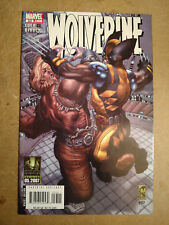WOLVERINE #53 FIRST PRINT MARVEL COMICS (2007)