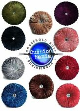 Round Decorative Cushions without Personalisation