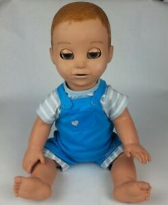 Luvabella Luva Beau Interactive Baby Boy TOYS R US EXCLUSIVE No Accessories