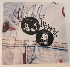 Death From Above Trainwreck Promo Cd signed autograph