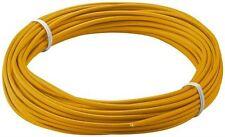 Goobay Insulated copper wire orange 10m 1-wire multistrand (18 x 0.1 mm) 10m