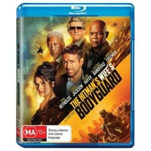THE HITMANS WIFES BODYGUARD BLU-RAY *** PRE-ORDER *** DUE 25th AUGUST, FREE POST