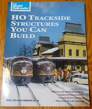 How to Book: #12143 HO Trackside Structures you Can Build (We Combine Ship)