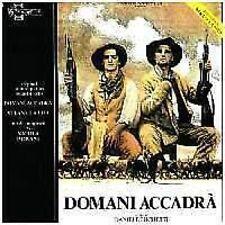 Nicola Piovani: Domani accadra / Strana La Vita (New/Sealed LP)