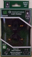 Hanayama Cast Puzzle ~ Chain ~ Difficulty Level 6