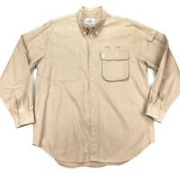 "Castellani Mens Shooting Hunting Vest Wool Blend Leather Left Handed 40/"" M BNWT"