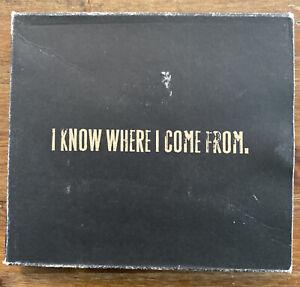Eric Church Sinners Like Me 2005 2006 Promotional DVD CD Combo