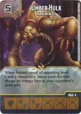 Dungeons & Dragons Dice Masters Umber Hulk - Paragon Beast - Rare