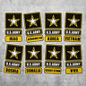 U.S Army Served Vinyl Decal Sticker Military Car Laptop Iraq Vietnam Bosnia USA