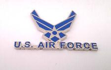 *** US AIR FORCE LOGO WINGS *** Military Veteran Hat Pin 16284 HO