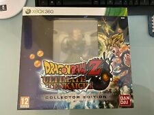 Dragon Ball Z Ultimate Tenkaichi Collector's Edition - X360 - Nuevo - Brand new