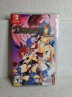 Disgaea 1 Complete (Nintendo Switch, 2018) tested and working. Cart and case