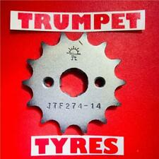 HONDA CRF100 F 04 - 13 FRONT SPROCKET 14 TOOTH 428 PITCH JTF274.14