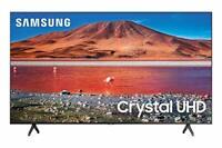 "Samsung UN43TU7000FXZA 43"" Uhd 2160p 120hz 4k"