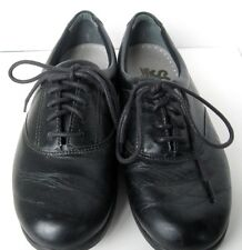 SAS Tripad Shoes Sz. 7 N Black Leather Upper Lace Up Made in USA #1135 S