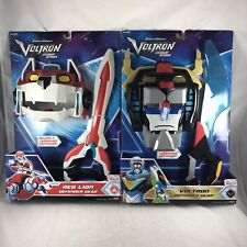 Voltron & Red Lion Legendary Defender Gear Set Mask Sword Weapon Costume Cosplay