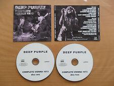 Deep PURPLE 2cd complete Vienna 1973 (Giappone re.)