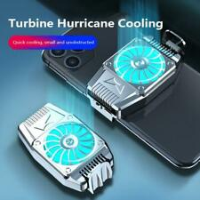 Battery Universal Mobile Phone Cooling Fan Game Holder For IPhone Xiaomi Huawei