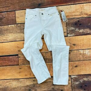 Levis Classic Straight Jeans Size 26 Womens 2 Simply White 392500049 Denim