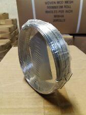2 Coils of Aluminium Craft Wire 1.0mm X 30m Coils (755)