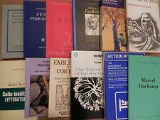 FLORENCE DELAY PETITES FORMES EN PROSE APRèS EDISON 1987 Hachette texte du XX e