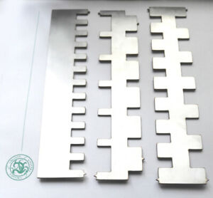 Metal Needle Pusher Set 0-1/1 2/1-2/2 1/3-3/1 for All 6.5mm Knitting Machine
