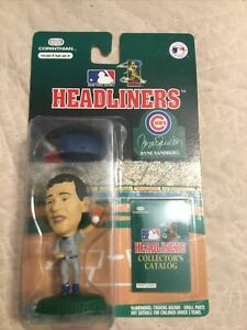 1996 Ryne Sandberg Corinthian Headliners MLB Chicago Cubs Figure Baseball