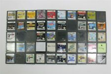 Nintendo DS Lot of 25 Games - Diddy Kong Racing, Pokemon Black, Mario Party