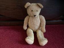 "Antique German Teddy Bear Large 24"" Mohair Beauty"