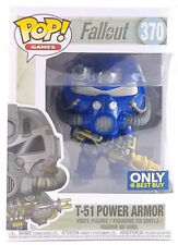 New Funko Pop Fallout T51 Power Armor #370 Best Buy Exclusive In Hand