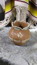 Tarahumara Indian Vase Pottery