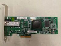 (LOT OF 2) QLogic QLE2460-DEL FIBRE CHANNEL 4GB SINGLE PORT HBA PCI-E Card