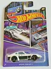 Hot Wheels Nissan Fairlady Z White #2 HW Police Series #2