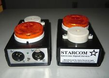 STARCOM Call Light Beacon Compatible with CLEAR COM *Manufacturer Direct*
