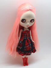 Blythe Nude Doll from factory w/stand