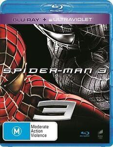 Spider-Man 3 : NEW Blu-Ray