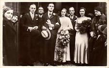 Congleton photo. Wedding by Ernst. J. Pedley, 13 West Road, Congleton.