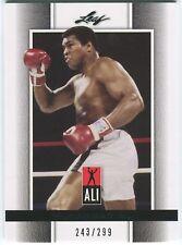 Muhammad Ali 2010 Leaf National Ali Promo Card /299 *O479